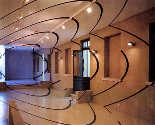 Another Interior Anamorphic Illusion